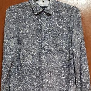 Long sleeves blouse